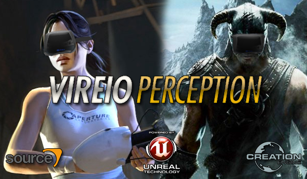 3rd Party Oculus Rift Treiber: Vireio Perception [UPDATE]
