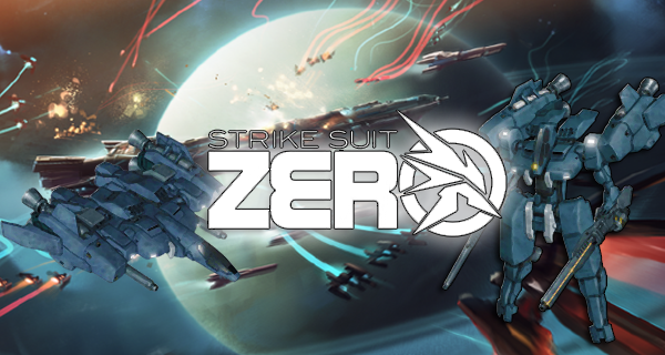 Strike Suit Zero – Transformer Action in der Schwerelosigkeit