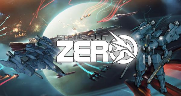 Strike Suit Zero – Transformer Action in der Schwerelosigkeit
