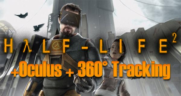 HalfLife 2 Mod kombiniert VR-Brille mit Lightgun