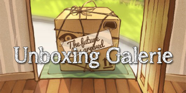 Unboxing Galerie