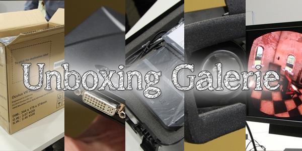 Oculus Rift Unboxing Galerie – Neue Fotos und Videos!