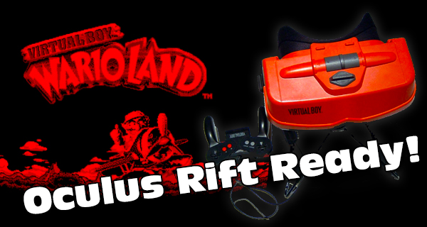 Virtual Boy Emulator mit Rift Support