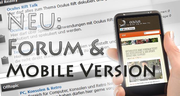 Bloculus.de Update – Jetzt mit Forum!