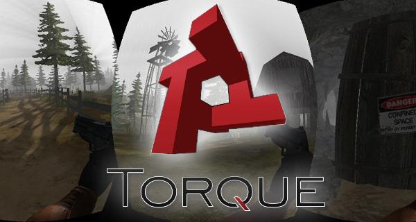 Torque 3D – Die Open Source Engine mit Oculus Rift Unterstützung!