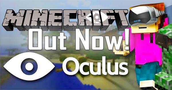Minecraft mit Oculus Rift! | Mit Installer!