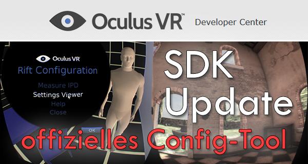 Oculus Rift SDK 0.23 veröffentlicht – offizielles IPD Tool