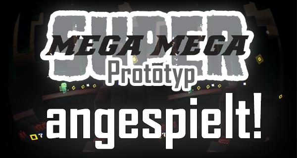 Super Mega Mega – der rotierende Platformer