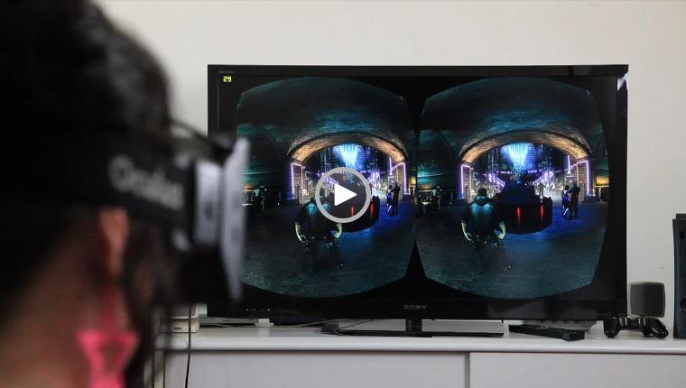"""Erste Erfahrungen mit Oculus Rift und """"Dark"""""""