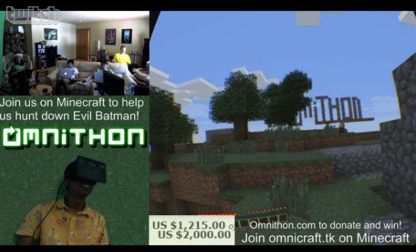48 Stunden Oculus Rift Gaming Marathon! Live now!