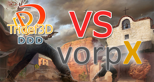 VorpX Beta vs TriDef Beta – was können die 3D Treiber im Vergleich? [Update S.3]
