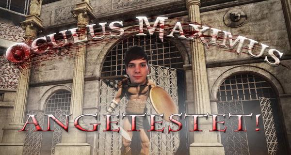 Let's Play Oculus Maximus mit Daniel und Oculus Rift / Razer Hydra