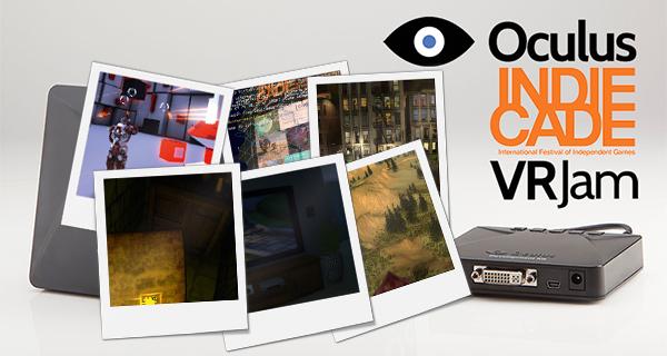 Oculus VR Jam Gewinner stehen fest!
