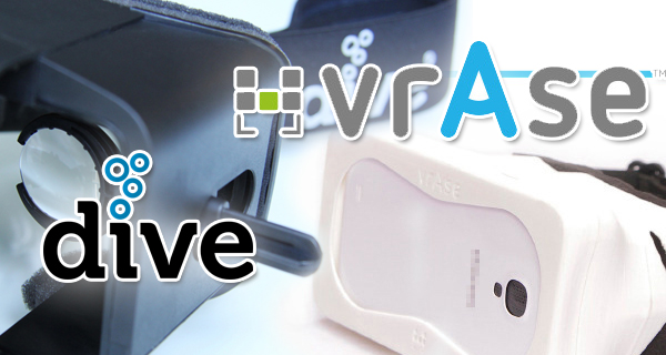 vrAse und Durovis Dive – Smartphone als Alternative zu Oculus Rift?