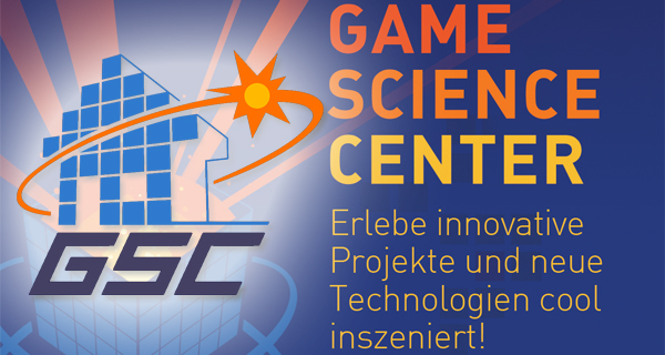 Game Science Center Berlin plant Austellung innovativer Technologien