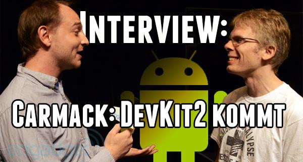 John Carmack über die Zukunft von Oculus Rift und DevKit 2 [Update]