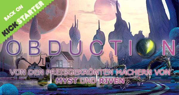 Obduction – Myst Nachfolger mit Oculus Rift Unterstützung