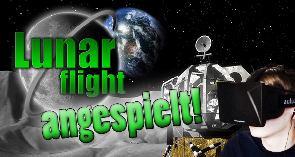 Lunar Flight angespielt – Rift Support final und -50% bei Steam!