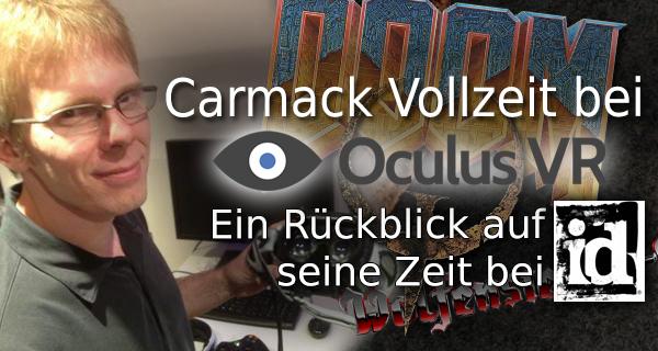 John Carmack verlässt id Software – Ein Rückblick auf eine Ära (1991 – 2013)