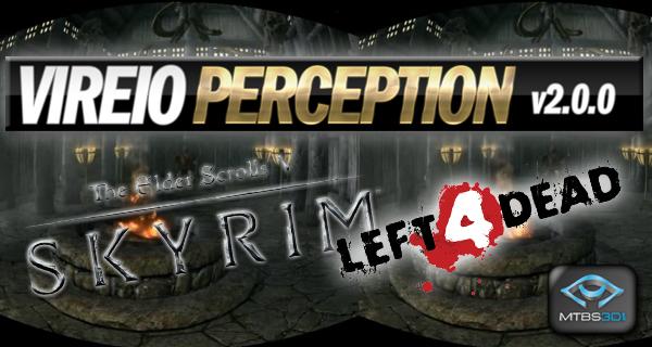 Vireio Perception 2.0 veröffentlicht
