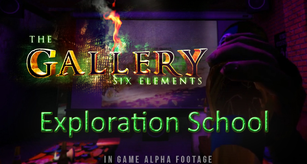 The Gallery – Exploration School Trailer Wahnsinn