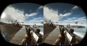 Battlefield 4 mit vorpX und Oculus Rift