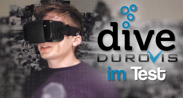 Durovis Dive im Test – ausgepackt und angespielt