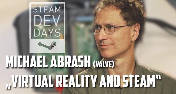 """Michael Abrashs und Joe Ludwigs Vorträge über """"Virtual Reality and Steam"""" zusammengefasst – Inkl. Bild des Steam VR Prototypen! [Teil 1/2]"""
