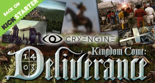 Kingdom Come: Deliverance – Medieval Open-World Sandbox Game