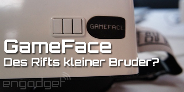 GameFace Mark IV –  Android-VR-Standalone Device