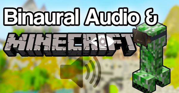 Binaural Audio mit OpenAL (Minecraft!)