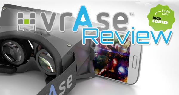 Vorabtest der VR-Brille: VRase