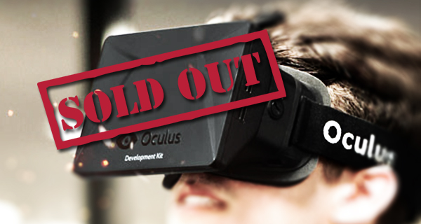 Oculus VR stellt Developer Kit 1 Produktion vorerst ein!