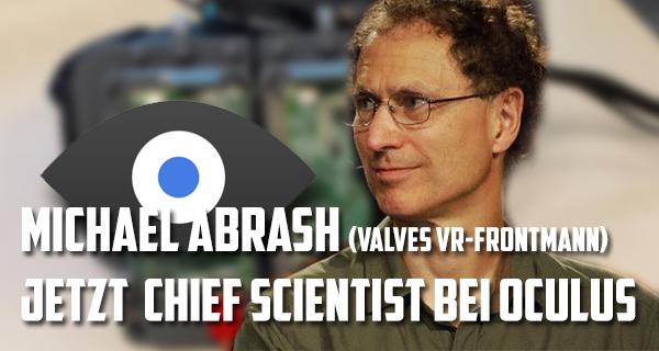 Michael Abrash – jetzt Chief Scientist bei Oculus