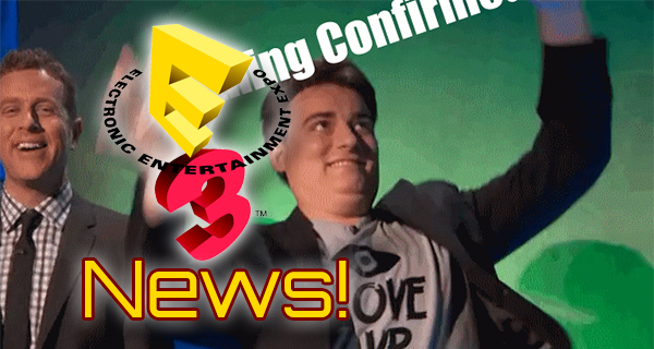 E3 News – Alle Virtual Reality News an einem Ort (std. 11.06 – 21.42Uhr)