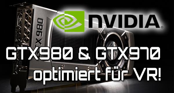 "Nvidia: Neue GPU Generation Maxwell mit ""VR Direct"" vorgestellt"