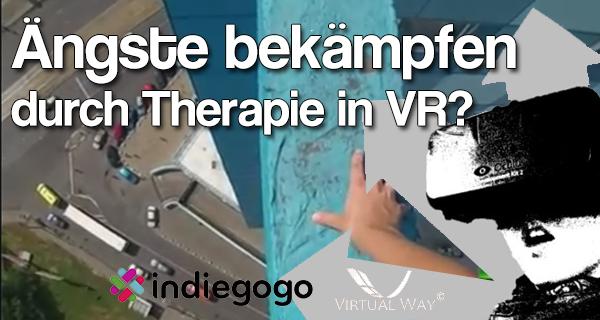 Virtuelle Therapie gegen Höhenangst und Co?