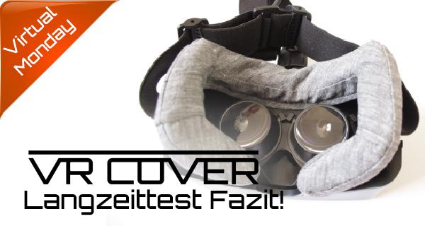 VR Cover – Schützt euere Rift vor Dreck und Schweiß