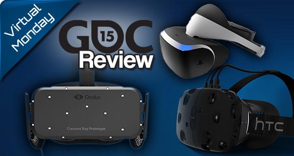 HTC Valve Vive, Oculus Crescent Bay und Sony Morpheus Demos @GDC15 im Vergleich