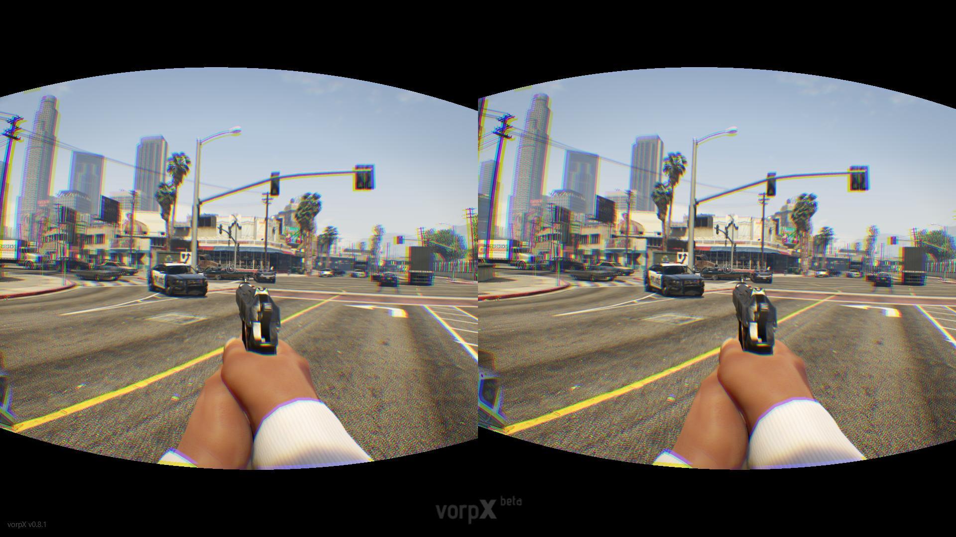 Grand Theft Auto V In Vr Anleitung Und Test Bloculus Das Virtual