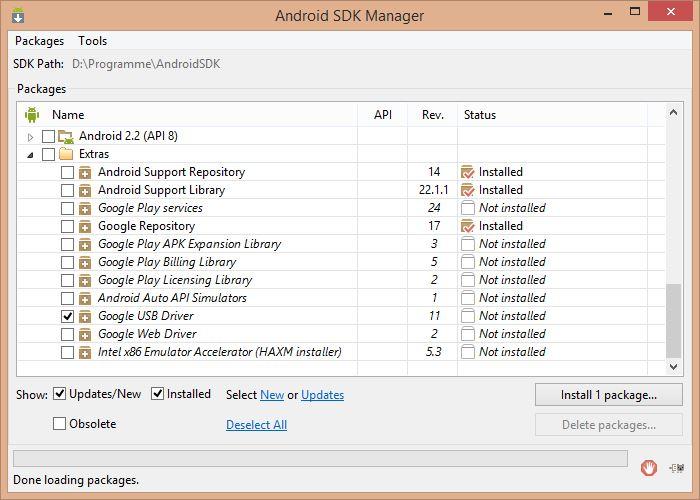 android development kit tutorial pdf