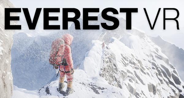 Meine Reise zum Gipfel des Mount Everest – Everest VR Experience